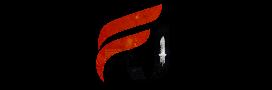Logo do site Morfeo News ( Nome Morfeo News + 1 foguete do lado direito )